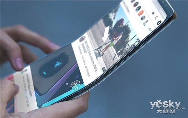 可秒变电脑!高东真:三星可折叠手机将在全球发售