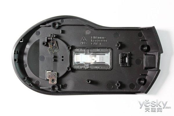 做工严谨用料十足 雷柏VT350双模电竞游戏鼠标拆解