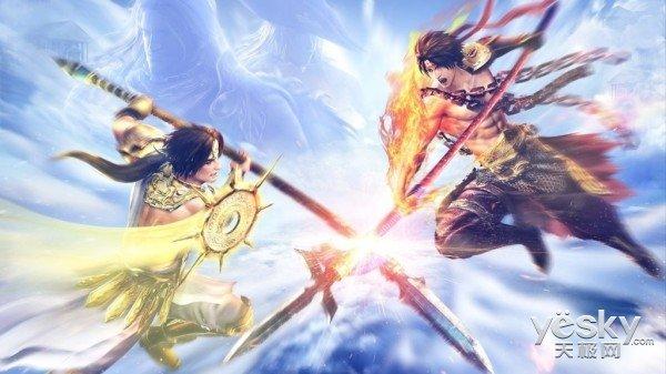 《无双大蛇3》将发售 武将神魔爽快割草