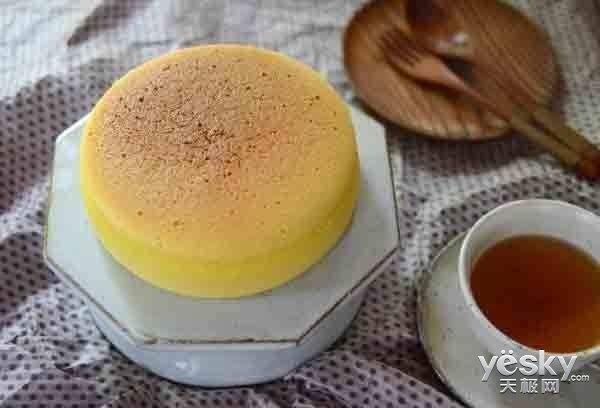 极客美食:快手轻乳酪蛋糕