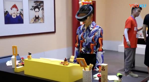 阿里巴巴举办第三届淘宝造物节,一口气用了35台HoloLens