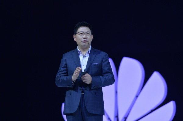 2019年6月推出!余承东确认:华为正研发5G可折叠手机