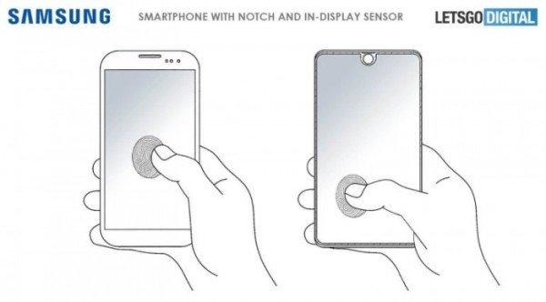 真全屏指纹!三星新专利:整个屏幕都可识别,湿手、污渍也不影响