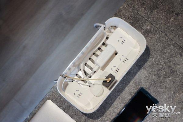 公牛集团双11推新品,公牛收纳盒插座引人关注