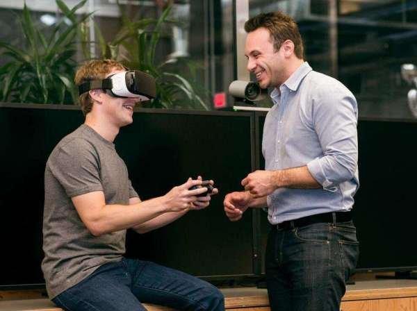 Oculus联合创始人已从Facebook离职