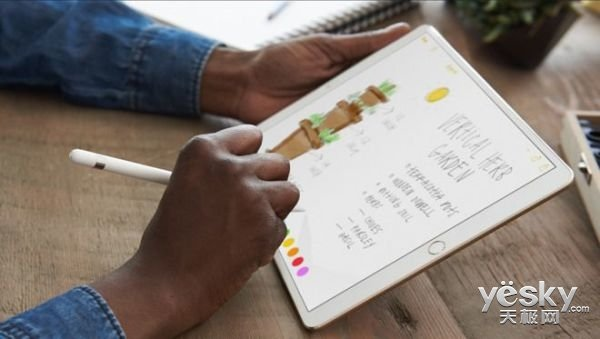 开发者透露新一代Apple Pencil将支持手势操作