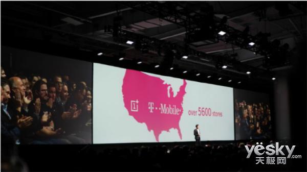 一加6T海外版发布!相较于产品升级,与T-mobile的合作更值得关注
