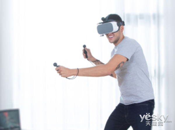 适配Pico G2等主流VR头显 NOLO发布双十一购物攻略