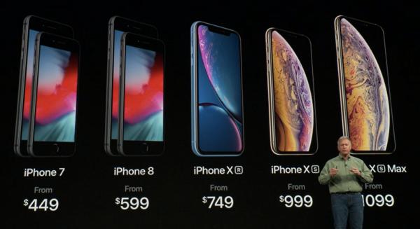 iPhone明星效应正在减淡,苹果更看重智能配件和服务类业务