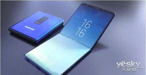 2019年折叠屏设备迎来爆发,谁将成为全球首发折叠屏手机