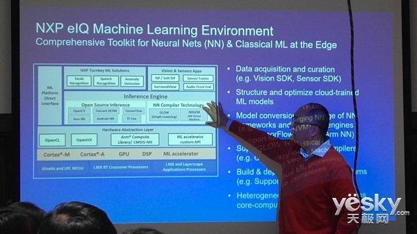 恩智浦以AI及安全性双管齐下布局智能物联网