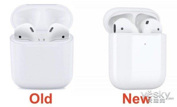 苹果AirPods2获蓝牙认证,最快月底发布,这次AirPower该有了吧?
