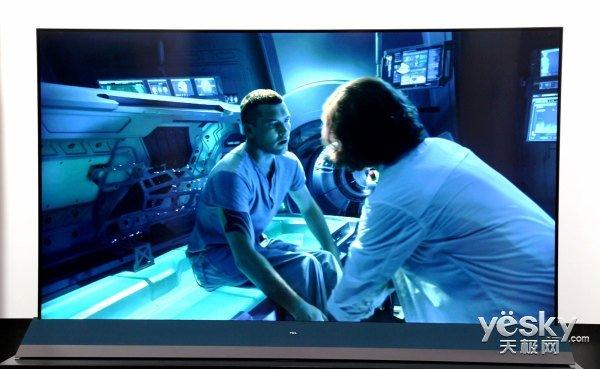 量子点显示有多棒?点评TCL X8 QLED TV画质表现