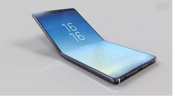 韩国巨头将首次展示可折叠屏手机,包括外形设计和系统ui.