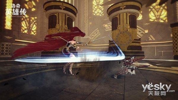 武器大师?《洛奇英雄传》战争女神玛赫11.21降临