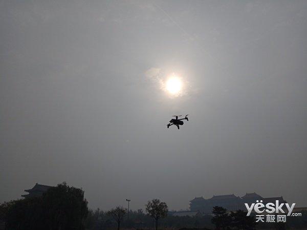 PARROT ANAFI无人机体验:一款惊喜不断的飞行器