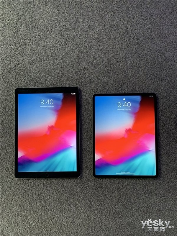 苹果10月新品今日开售,昨晚却有果粉晒新iPad Pro
