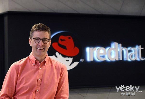 开源的红帽 开放的创新