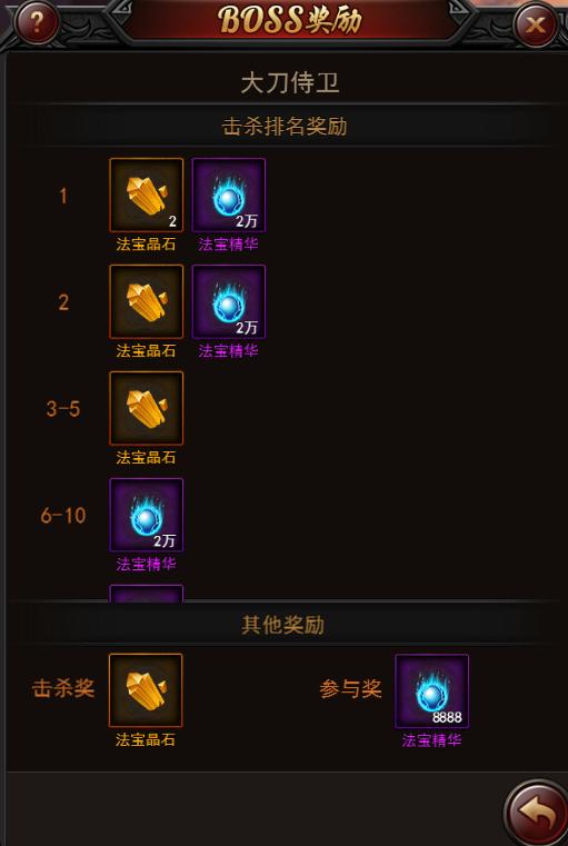 大刀侍卫3