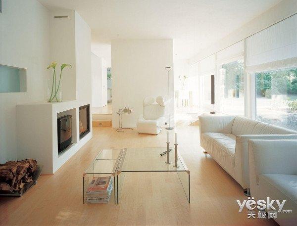 光线对室内环境的塑造 阳光与灯光搭配让空间每个节点都是景~