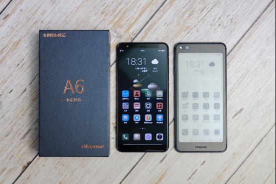 海信双屏手机A6体验评测:替代kindle的新阅读神器