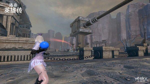 《洛奇英雄传》竞技战11.21战火即燃 竞速之争谁为赢家?