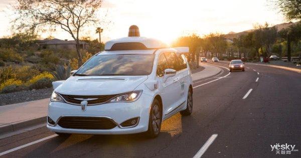 商用成为现实!传谷歌无人驾驶网约车12月商用