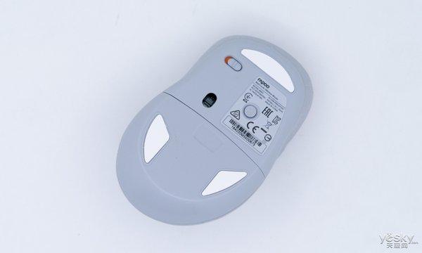雷柏M500鼠标评测:超长续航搭配无敌手感
