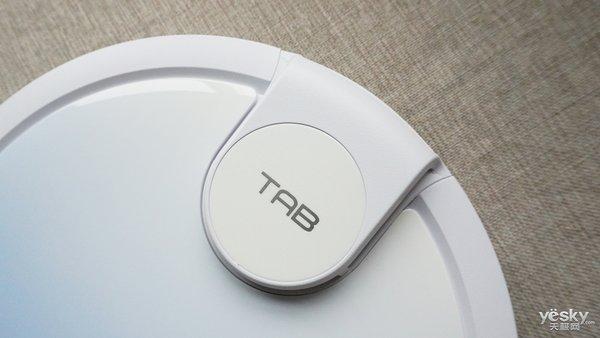 搭载TAB人工系统 塔波尔塔塔T750WT扫地机器人评测