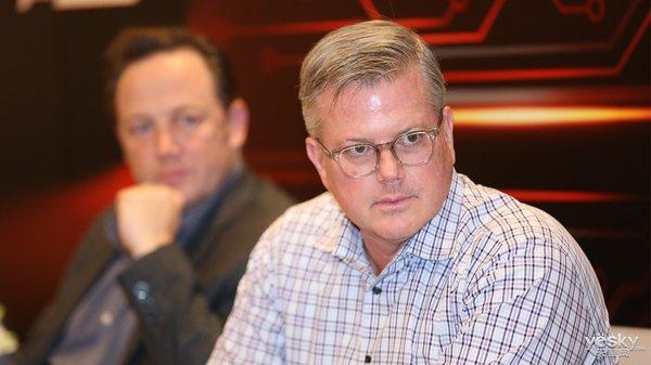 AMD首席市场官John Taylor:提升AMD品牌,吸引中国电竞粉丝