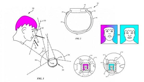 苹果两年前申请专利曝光 为智能手表加入拍照功能