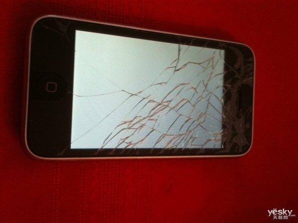 手机碎屏赶紧修?67%的用户表示他们会继续使用