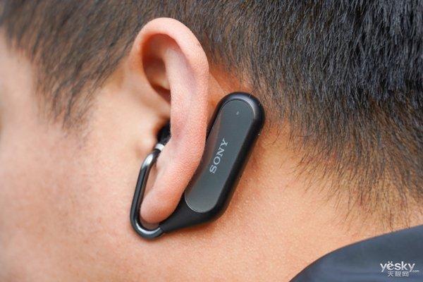 索尼Xperia Ear Duo体验报告:明明可以靠颜值偏偏要靠才华