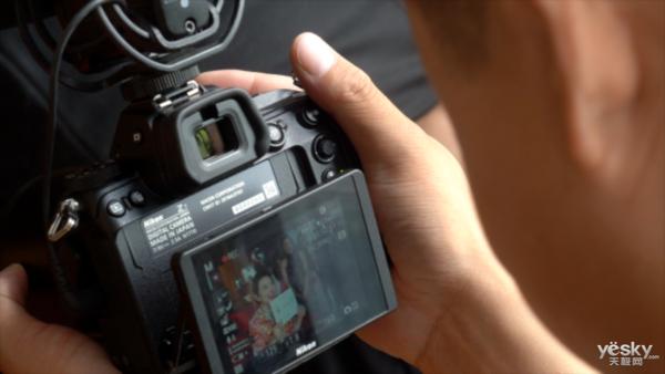 出色的视频拍摄性能,尼康Z 7与陈平的婚礼视频跟拍