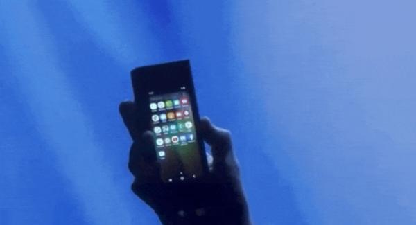 三星做好大规模生产折叠屏手机的准备 产品2019年上市