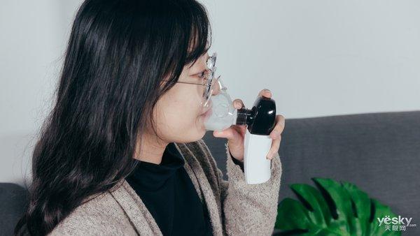 预防疾病 纳米补水 REIKON超声雾化器图赏