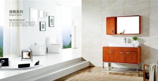 浴室柜如何保养?卫浴保养方法教给你!