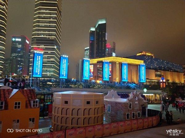 OPPO R17 Pro样张解析:夜拍画质全面提升 拍景美拍人更美