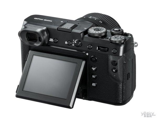 富士无反中画幅相机GFX50R 火爆开售!你抢到了吗?
