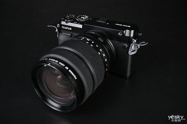 打破传统桎梏 富士GFX 50R中画幅相机评测