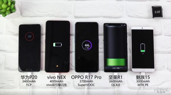 OPPO超闪技术将手机充电带入50W时代 R17 Pro带来极速充电体验