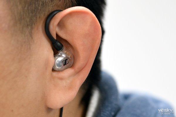 降低监听级耳机门槛 Sennheiser IE40 Pro体验