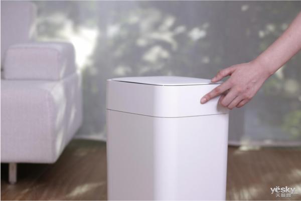 拼多多买9块9智能垃圾桶实付491元 小米有品:正品我们价最低