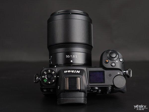 尼康50mm f/1.8 S评测