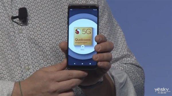 高通:明年底所有安卓机都将迎来5G,大战一触即发