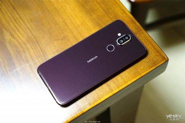 诺基亚发布Nokia 8.1:配置不变,售价近两倍于国内