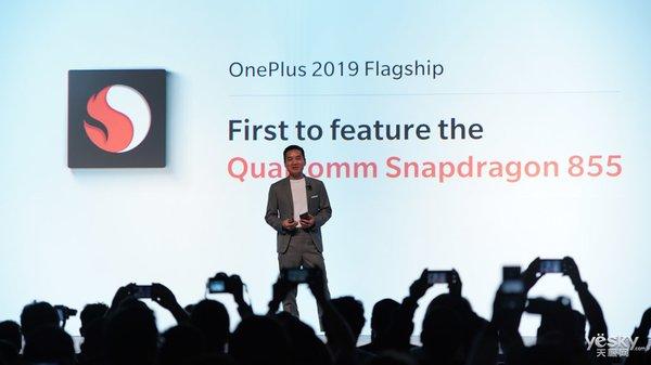 一加CEO刘作虎:2019年首批发布搭载骁龙855旗舰手机