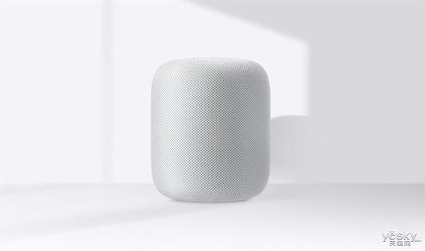 苹果HomePod国行版发布在即:功能强大,售价不菲