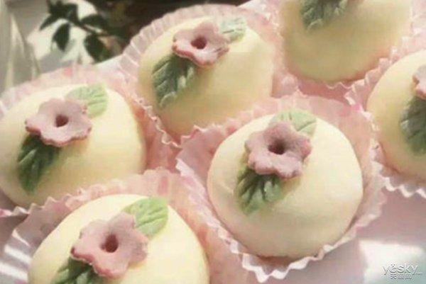 极客美食:香甜下午茶―打蛋器巧做雪媚娘
