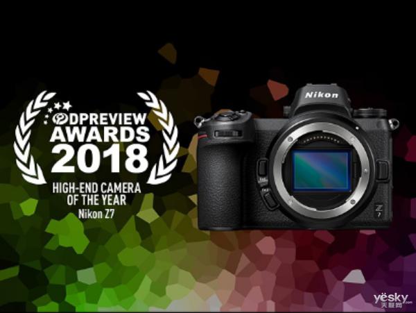 尼康 Z 7全画幅数码微单相机荣获DPReview